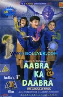 Aabra Ka Daabra ( with 3D Glasses ) -2004- apollo DVD